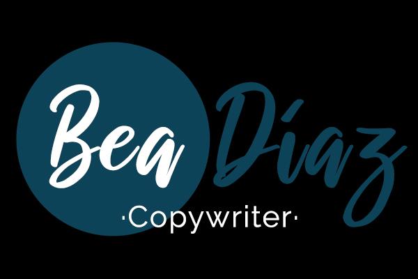 Soy Bea Diaz · Copywriter